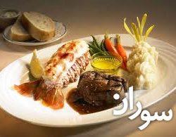 طرز تهیه ی رولت ماهی ژاپنی