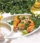 خوراک مرغ و آویشن(غذای کودک)