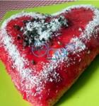 طرز تهیه کیک با لبو